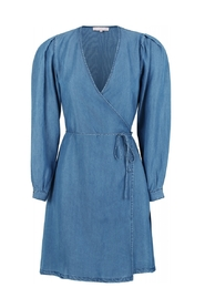 Sasha Wrap Dress Kjoler Og Jumpsuits
