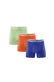 3-PACK COTTON NEON SOLID