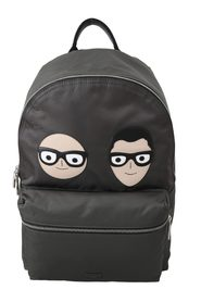 Patch Casual School Backpack