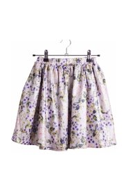 KNAST by KRUTTER - Berry Dagmar Skirt - Grey Lavender