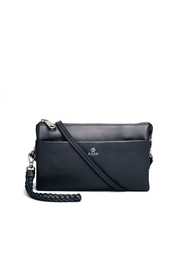 Adax Leather Clutch / Crossover Silja Cormorano Blue 230.992