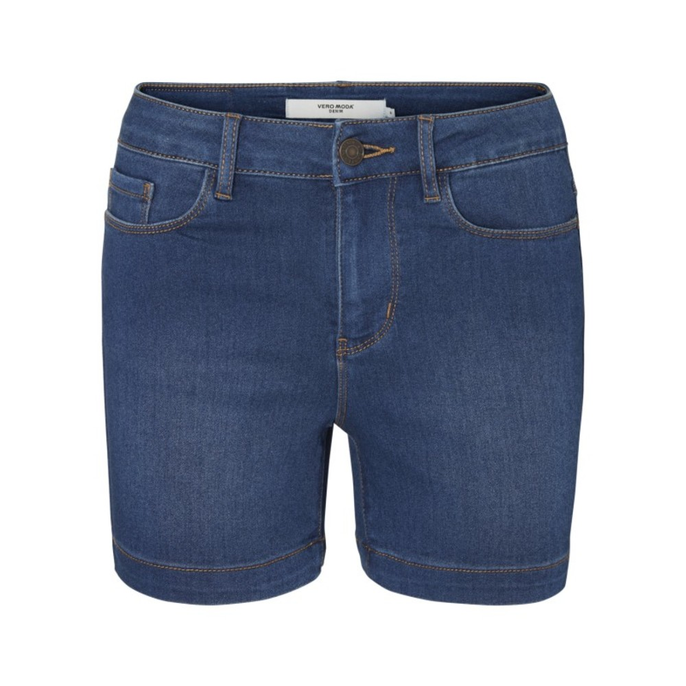 NW SMOOTH DENIM SHORTS