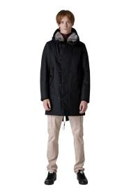 Kasa fur jacket graphite  - PEU332201110733-215