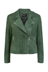 Suede Jacket Leather