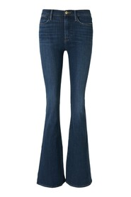 Jeans High-Rise Flared