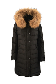 Evelyn Comfort real fur
