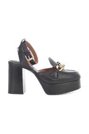 MAHE 105MM PUMP W/BUCKLE ON ANKLE
