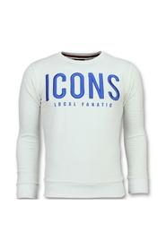 ICONS - Leuke Sweater Heren