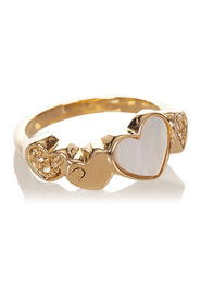 Pre-owned Hearts Ring