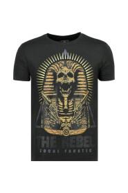 Rebel Pharaoh - Exclusieve T shirt Mannen