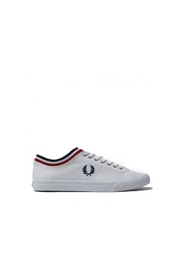 Underspin Tipped Cuff Twill Sneakers