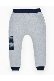 Spodnie Quilted Pants Grey