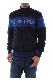 G-STAR D11553 A650 6067 sweater mænd Blå