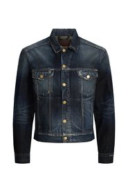 Denim jacket Vintage-inspired