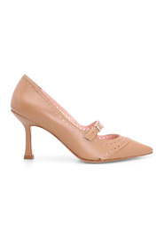 1313 Leather Pumps