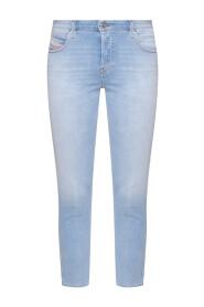 Babhila jeans with logo