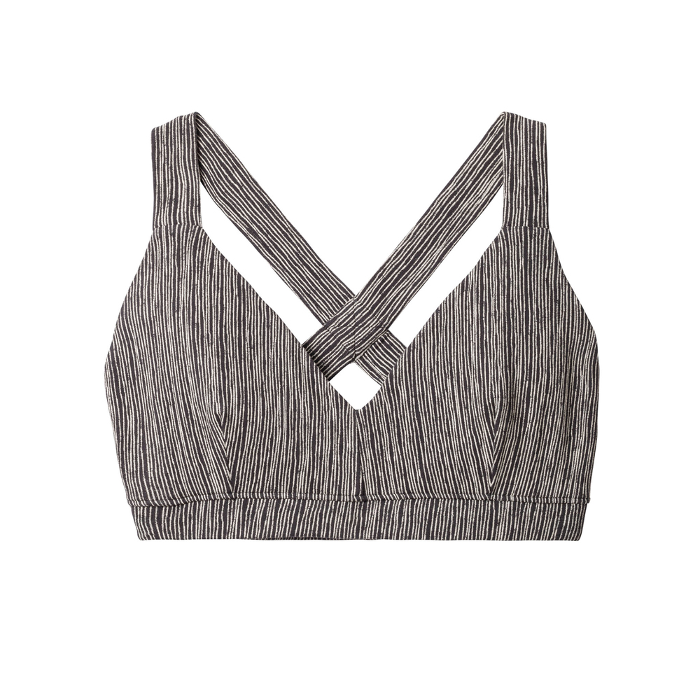 20-994-9101, 1011, SPORTY BRA THIN STRIPE