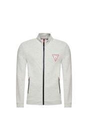 Felpa con zip sweatshirt ES21GU42 M1RQ80K6ZS1