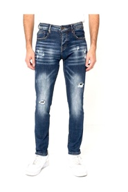 Ripped Jeans Stretch Slim fit - D-3134