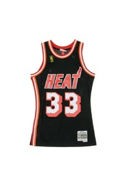 NBA Swingman Jersey Alonzo Mourning No33 1996-97 Miahea Road Tank Top
