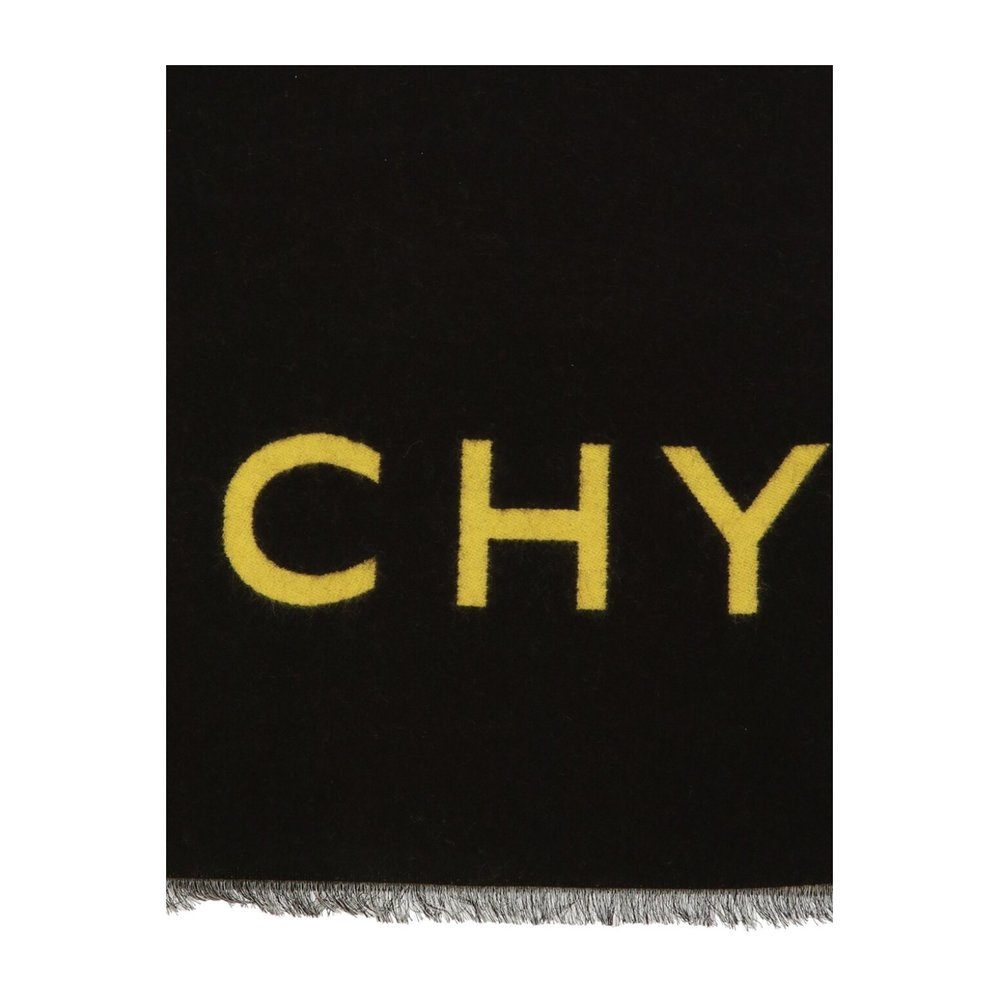 BLACK Logo scarf | Givenchy | Sjaals | Heren accessoires