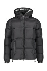 Gewatteerde Puffer Jacket