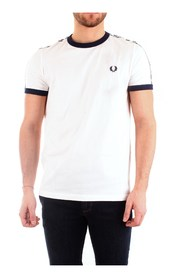 FRED PERRY M6347 T-SHIRT Men WHITE