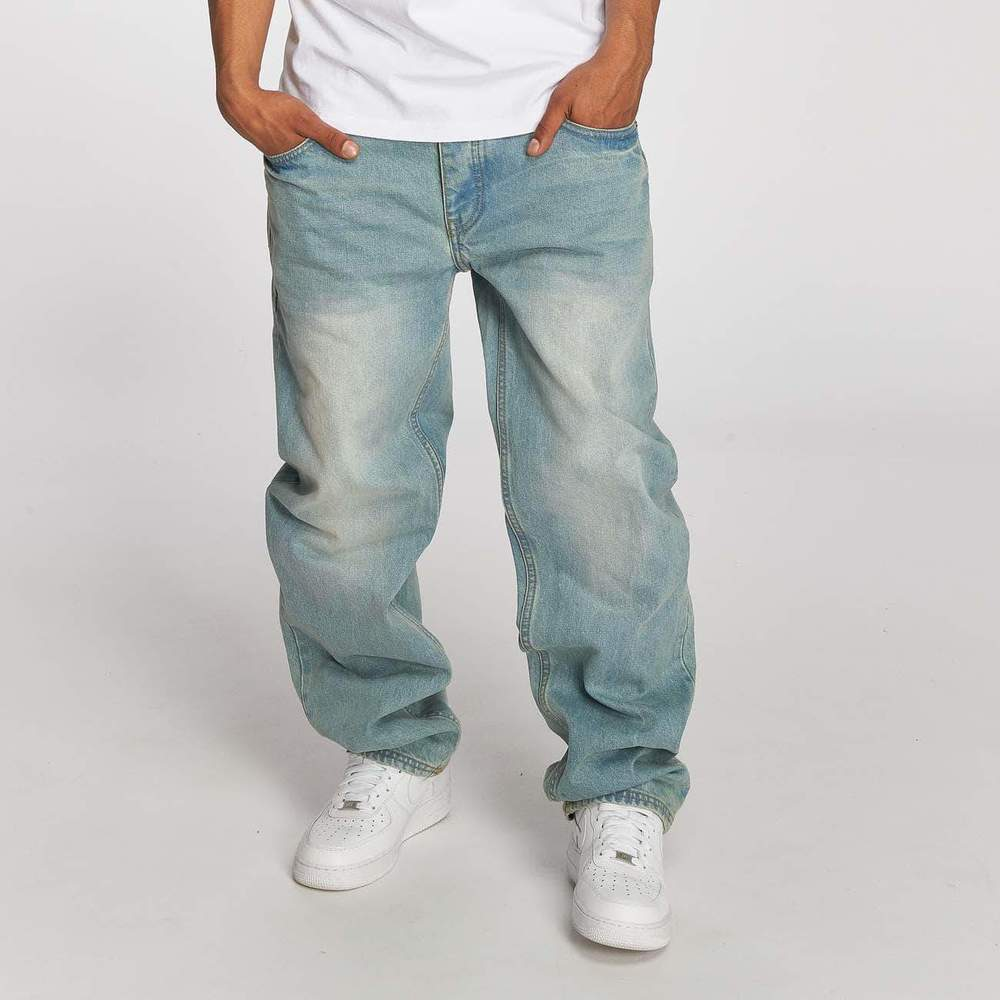 Loose Fit Jeans Hang