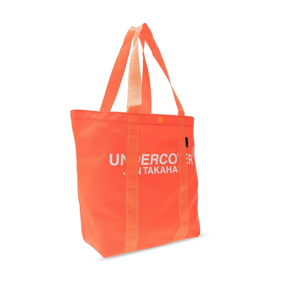 Undercover ORANGE Shopper hand bag Undercover
