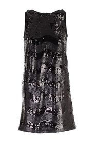 DRESS W/S PAILLETTES