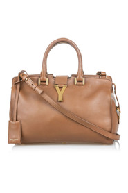 Leather Cabas Chyc Satchel