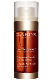 Clarins Double Serum Complete Age Control Concentrate All Skin Types 50ml