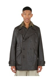 Buta Double-Breasted Jacket