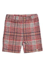 Henry checked shorts