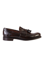Tiverton brushed leather loafers