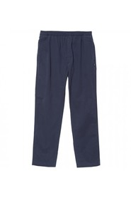 Brushed Beach Pant Navy
