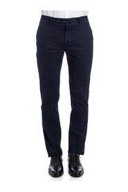 Trousers cotton CLASSIC XGAB NAVY