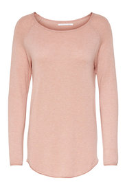 Long Knitted Pullover