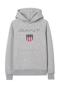 Shield Logo Sweat Hoodie Sweat