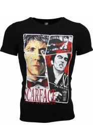 T-shirt - Scarface Frame Print