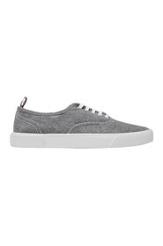 Heritage Trainers in Boiled Wool