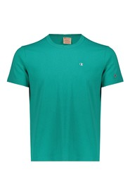 T shape T-shirt with Emerald logo