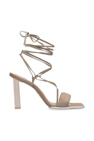 'Adour Hautes' heeled sandals