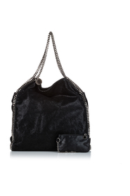 Falabella Shaggy Deer Fold-Over Tote