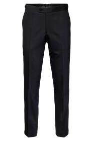 Sort Frislid Expander Smoking - Livkjole Bukse Dresser