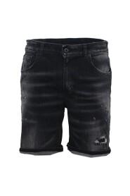 Bermuda Derick Denim Shorts