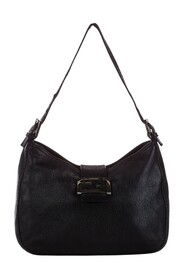 pre-owned Mamma Forever Leather Shoulder Bag