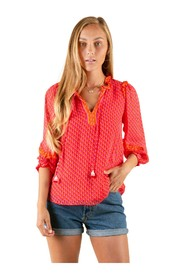 Shade Georgette Blouse
