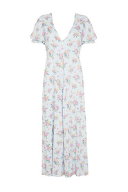 Juliette Floral Maggie Midi Dress