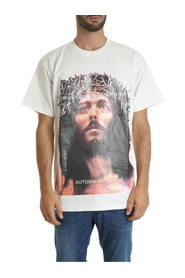 t-shirt cotton Jesus NMW19233 081